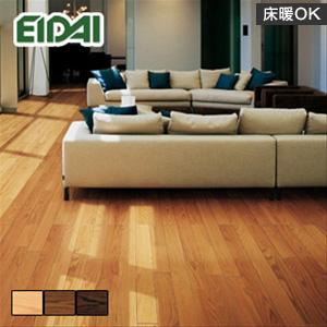 【フローリング材】《送料無料》EIDAI(エイダイ) 永大産業 プレミアムク オーク(床暖房用) 厚み12×幅90×長さ1818mm