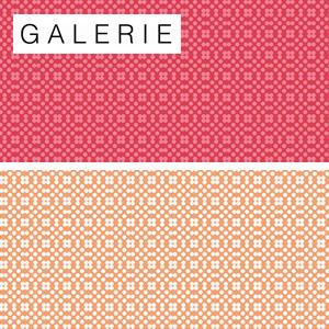 【壁紙】【のり無し】輸入壁紙 キュートなカラーの幾何学模様 GRIS GRIS GALERIE*G56367 G56365__tc-