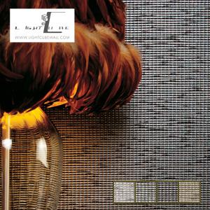 【壁紙】【のり無し】輸入壁紙 ランダムな編み目模様が印象的 MUSK LIGHTCUBE*MSK51701 MSK51702 MSK51703 MSK51704__tc-