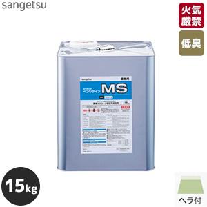 フロアタイル専用更新性接着剤 ベンリダイン MS 15kg__bb-582