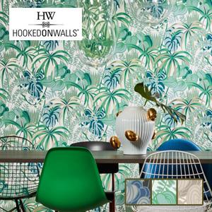 【壁紙】【のり無し】輸入壁紙 大胆で革新的な植物柄 HOOKED ON WALLS Selection*36514 36511 36510__tc-