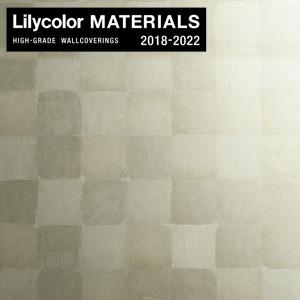【壁紙】【のり無し壁紙】Lilycolor MATERIALS Metallic-金銀手貼箔- LMT-15217 古代銀古美箔押__nlmt-15217