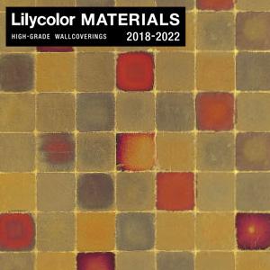 【壁紙】【のり無し壁紙】Lilycolor MATERIALS Metallic-金銀手貼箔- LMT-15224 七彩焼箔押__nlmt-15224