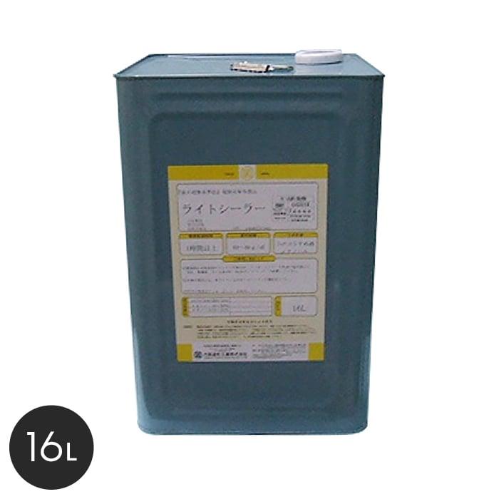 【塗料】【大阪塗料】NTXライトシーラー 16L 無色透明__ok-nl-16