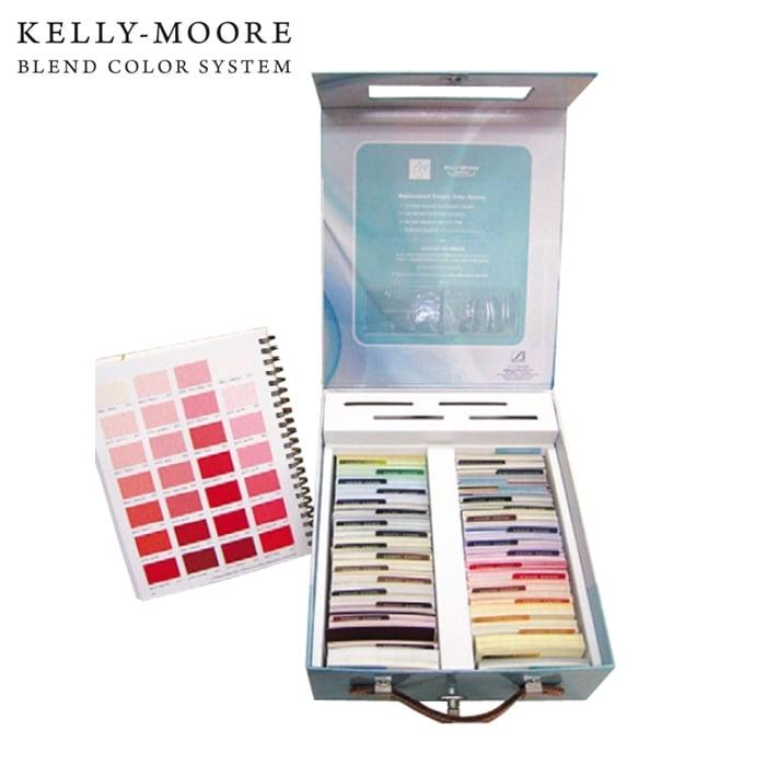 【塗料】【サンプルBOX】ケリーモア ペイント カラースタジオコレクション BOX__km-studio-cb