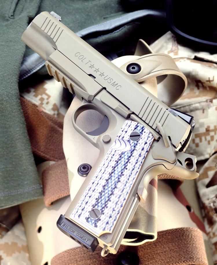 WA コルト 〈M45A1 CQBピストル〉