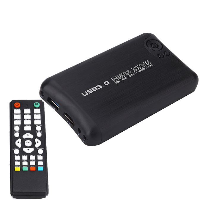記録メディア内の動画や写真を テレビの大画面で楽しめる メディアプレイヤー HDMI 赤黄白 AVケーブル 出力 HDD 送料無料 激安 お買い得 キ゛フト USB3.0 上映会 SD 2.5インチSATA内蔵可 ビデオ 新品■送料無料■ HDMD200N 対応 結婚式 外部IDEタイプHDD