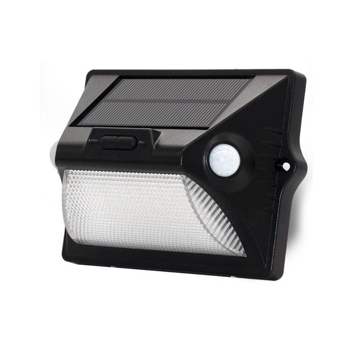 6色のカラーに変わる ソーラー LED ガーデンセンサーライト 人気 おすすめ ガーデンライト 公式サイト 人感センサー 6色 玄関 自動点灯 太陽光発電 防水 センサーライト YL002-3B 自動消灯 モーションセンサー