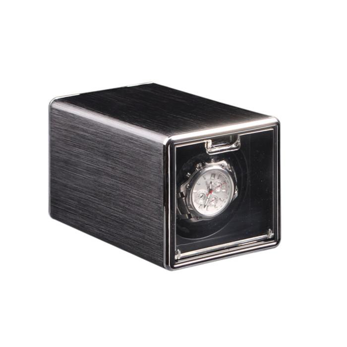 最適な振動サイクルで腕時計をベストな状態に ワインディングマシーン 自動巻き時計専用 電動振動装置 巻き上げ機 ウォッチワインダー 静音設計 捧呈 インテリア 推奨 豊富な7色 JA1301 腕時計収納ケース 簡単操作 コレクション