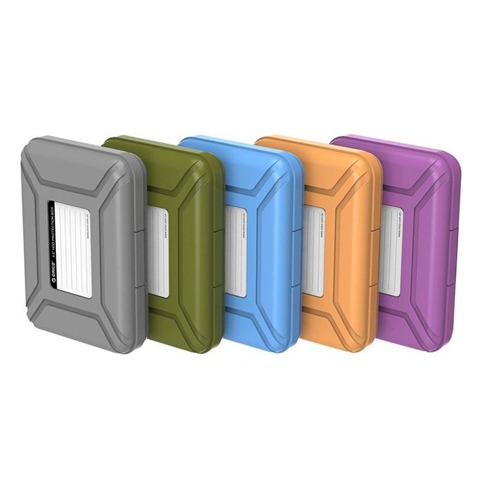静電気防止 衝撃吸収3.5インチHDD収納ケースお得な5個セット HDD収納ケース 入荷予定 5個セット 3.5インチポータブルハードディスク 保管ケース 書き込みラベル付き 衝撃吸収 ☆新作入荷☆新品 PHX-35-5SET