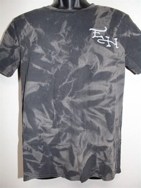 エドハーディー ed hardy メンズ半袖Tシャツ ブラック M02VTT552