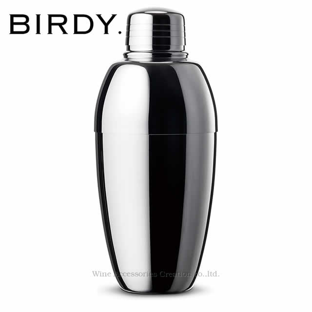 BIRDY カクテルシェーカー 500ml BY500ST