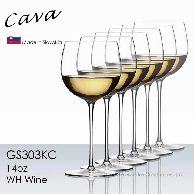 木村硝子店 Cava サヴァ 14ozWH ワイン 430ml 6脚セットラッピング不可商品