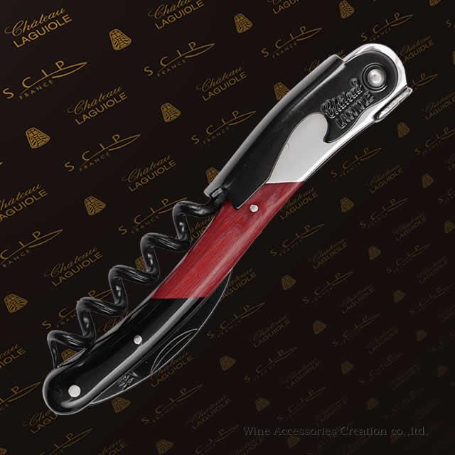 シャトーラギオール ルージュ&ノワール(赤と黒)モデル 【正規3年保証付】エアロポアラーWF003CR付 SS600RN