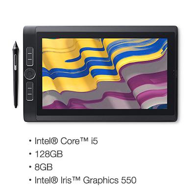 Wacom MobileStudio Pro 13 i5 128GB (DTH-W1320L/K0) ワコム 液晶 ペンタブレット 送料無料