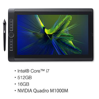 Wacom MobileStudio Pro 16 i7 512GB (DTH-W1620H/K0) ワコム 液晶 ペンタブレット 送料無料