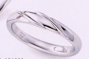 ★NINA RICCI【ニナリッチ】(12)6RA905-3マリッジリング・結婚指輪・ペアリング用(1本)