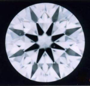 直輸入価格!! ダイヤモンドルース 0.30ct E-VS2-3EX(H&C) 中央宝石研究所鑑定書付(CGL)