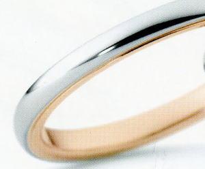 ★NINA RICCI【ニナリッチ】(19)6R1F01-3マリッジリング・結婚指輪・ペアリング用(1本)