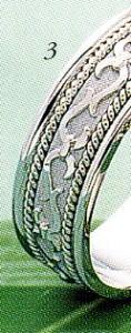 ★Tresoro【トレソロ】(3)99GDB wide 6.5mmマリッジリング・結婚指輪・ペアリング