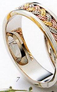 ★Tresoro【トレソロ】(7)63D74 wide 5.0mmマリッジリング・結婚指輪・ペアリング