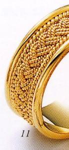 ★Tresoro【トレソロ】(11)01K01 wide 8.0mmマリッジリング・結婚指輪・ペアリング用(1本)