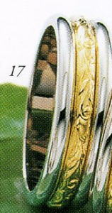 ★Tresoro【トレソロ】(17)11F71 wide 6.0mmマリッジリング・結婚指輪・ペアリング用(1本)