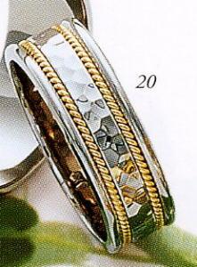 ★Tresoro【トレソロ】(20)17F52 wide 6.0mmマリッジリング・結婚指輪・ペアリング用(1本)