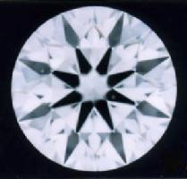 直輸入価格!!ダイヤモンドルース (裸石)0.2ct E-VS1-3EX(H&C)中央宝石研究所鑑定書付