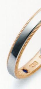 ★お買い得特別価格!!★RomanticBlueロマンティックブルー4B3001(21)マリッジリング・結婚指輪・ペアリング用(1本)