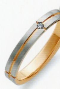 ★お買い得特別価格!!★RomanticBlueロマンティックブルー4A3002(23)マリッジリング・結婚指輪・ペアリング用(1本)