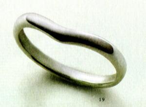 ★【卸直営店(お得な特別割引価格)はお問い合わせ下さい★Feerie Porte (フェーリーポルテ)FP-924(Pt585)マリッジリング、結婚指輪、ペアリング用(1本)