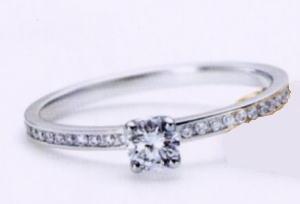 ★お買い得特別価格!!★RomanticBlueロマンティックブルー番外4P002PT900プラチナ エンゲージリング(婚約指輪)