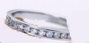 ★お買い得特別価格!!★RomanticBlueロマンティックブルーPT900 プラチナ 4C1002(14)マリッジリング・結婚指輪・フルエタニティーリング