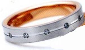 ★卸直営店(お得な特別割引価格)!!★RomanticBlueロマンティックブルー4RH035(番外45)マリッジリング・結婚指輪・ペアリング用(1本)