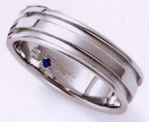 ★お買い得特別価格!!★RomanticBlueロマンティックブルー4RK013 (29)マリッジリング・結婚指輪・ペアリング用(1本)