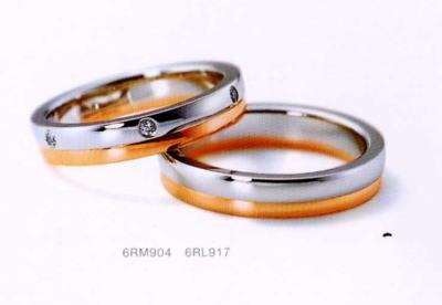 ◆在庫限り◆ お買い得価格の 超目玉 卸直営店 ケース 送料無料 消費税込 NINA RICCI ニナリッチ 結婚指輪 ペアリング 32 6RM904-3 ダイヤ 2本セットマリッジリング 6RL917-3 31