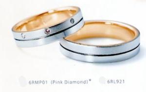 最低価格の ★NINA RICCI【ニナリッチ】(29)6RMP01ダイヤ&(30)6RL921-2本セットマリッジリング・結婚指輪・ペアリング, 浮羽郡:fbad05a7 --- uniquefinmart.com