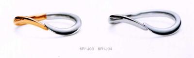 ★NINA RICCI【ニナリッチ】(番外)6R1J03-3 &(番外)6R1J04-3 2本セットマリッジリング・結婚指輪・ペアリング
