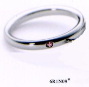 ★NINA RICCI【ニナリッチ】(17)6R1N09-3マリッジリング・結婚指輪・ペアリング用(1本)