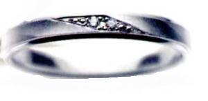 ★お買得情報があります??!!★ NOCUR ノクル CN-049 マリッジリング 結婚指輪 ペアリング (1本)