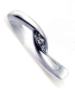 ★お買得情報があります???!!★ NOCUR ノクル CN-047 マリッジリング 結婚指輪 ペアリング (1本)