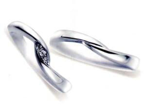 ★お買得情報があります???!!★ NOCUR ノクル CN-047 & CN-048 2本セット定価 マリッジリング 結婚指輪 ペアリング