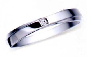 ★お買得情報があります???!!★ NOCUR ノクル CN-081 マリッジリング 結婚指輪 ペアリング (1本)