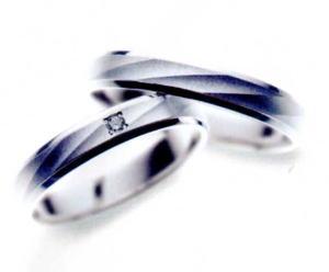 ★お買得情報があります???!!★ NOCUR ノクル CN-957 & CN-947 2本セット定価 マリッジリング 結婚指輪 ペアリング