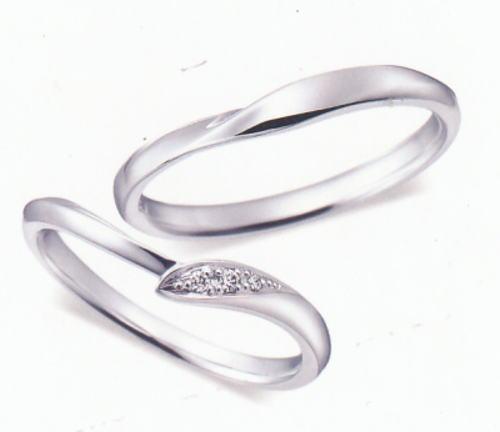 ★お買得情報があります???!!★ NOCUR ノクル CN-094 & CN-095 2本セット定価 マリッジリング 結婚指輪 ペアリング