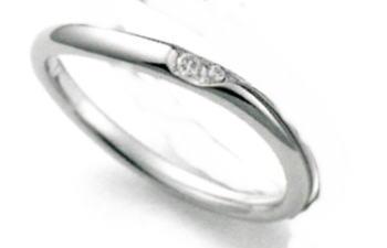 ★お買得情報があります??!!★ NOCUR ノクル CN-059 マリッジリング 結婚指輪 ペアリング (1本)