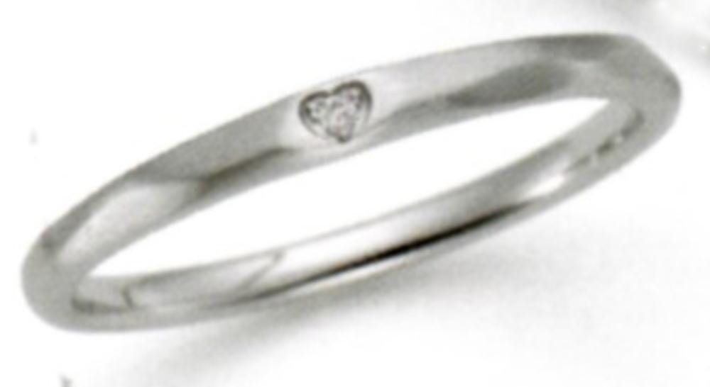 ★お買得情報があります???!!★ NOCUR ノクル CN-638(ダイヤ付き) マリッジリング 結婚指輪 ペアリング (1本)