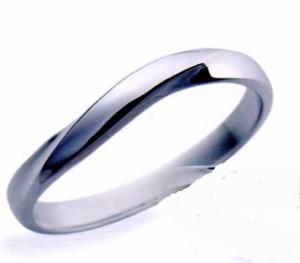 ★お買得情報があります???★サムシングブルー Something Blue SP-817Pt999 純プラチナ マリッジリング・結婚指輪・ペアリング(1本)