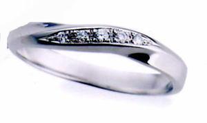 ★お買得情報があります???★サムシングブルー Something Blue SP-816Pt999 純プラチナ マリッジリング・結婚指輪・ペアリング(1本)